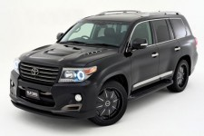 "Капот ""Elford""для Toyota Land Cruiser 200 (2007-2016)"